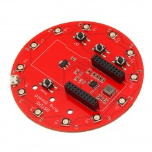 WS2812B Ring Shield For Arduino 18650 battery charger Li-battery charger RGB LED Expansion Board