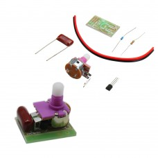 10pcs DIY Silicon Controlled Switch Dimmer Lamp Kit Electronic Switch Module Kit