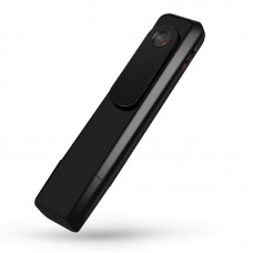 C181 1080P Mini Back Clip 130 Degree Small Wide Angle Meeting Lecture Professional Video Recorder Pen without TF Card
