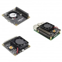 X730 v1.1 Power Management with Safe Shutdown and Auto Cooling Function Expansion Board for Raspberry Pi 3B+(plus) /3B(Plus) / 3B / 2B
